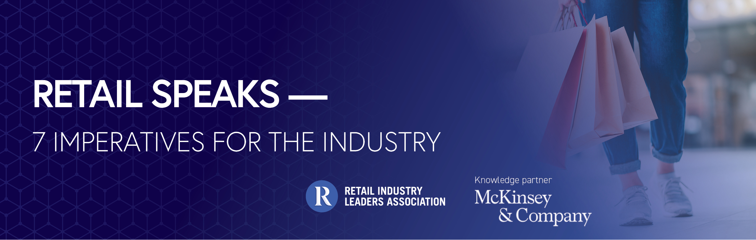 Retail Speaks: Seven imperatives for the industry. 2021 Retail Industry Outlook. Innovative retail trends to watch that will change the future of retail.